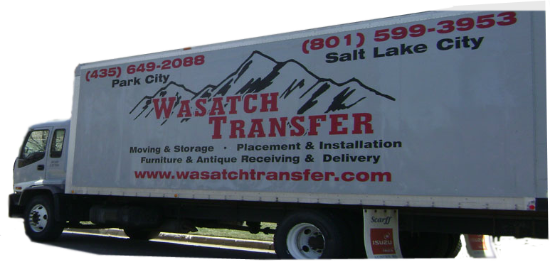 Wasatch Transfer Has Helped Many Residents Of Salt Lake City And Park City  To Move Their Belongings Locally As Well As Across Large Distances.